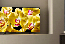 Sony zeigt vier neue 4K HDR TV-Serien