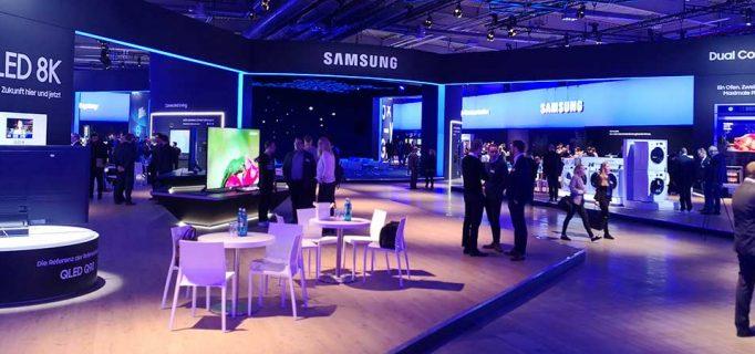 """Kick-off der Samsung-Roadshow """"Connected Living"""" am 6. März in Köln"""