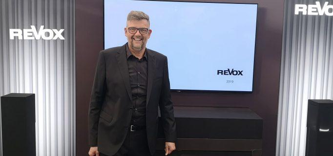 Martin Schalkamp, Vertriebsleiter der Fachhandelsmarke Revox