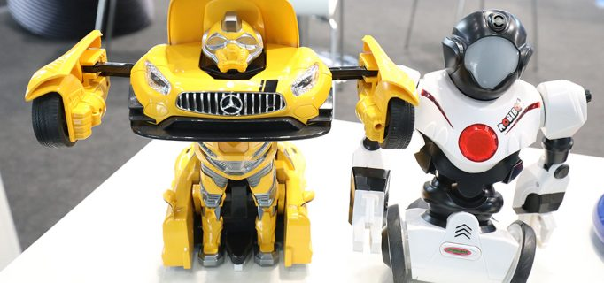 Smart Toys: Transformers