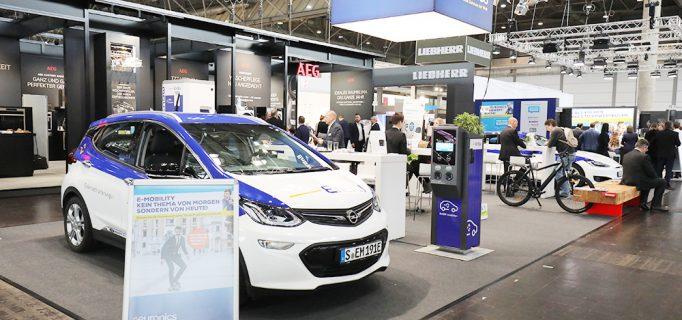 Eines der großen Themen auf dem Euronics Kongress: Elektromobilität – Foto: Euronics