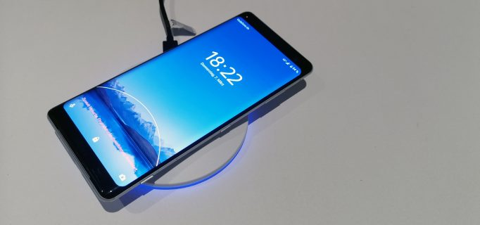 Wireless Qi Charger für induktives Laden