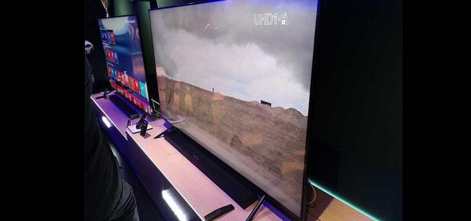 Neben den neuen Panasonic-Fernsehern ist HD+ jetzt auch direkt in aktuelle Samsung TVs integriert
