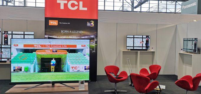 TCL vermarktet seine Fernseher über den Euronics-Fachhandel
