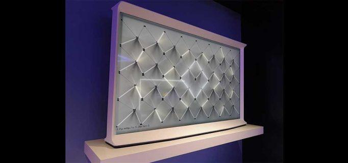 Samsung Design-Fernseher Serif