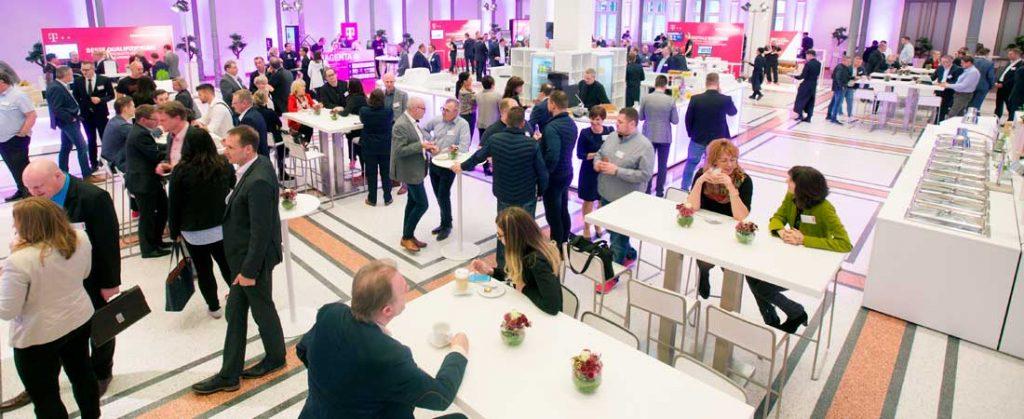 Telekom Partnergipfel 2019. Foto: Deutsche Telekom