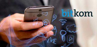 Bitkom Vernetzung mit Smartphone. Foto: Pixabay
