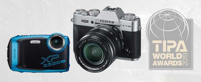 Fujifilm Tipa Award 2019 für Kamera