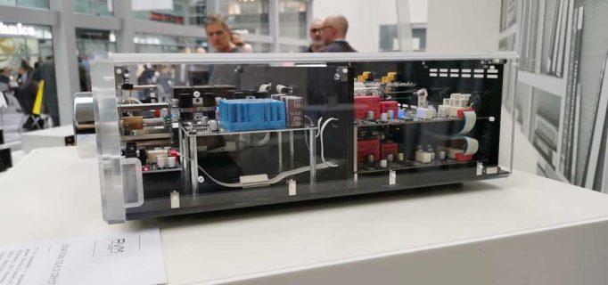 AVM bietet Audiophilen tiefe Einblicke in die Gerätetechnik