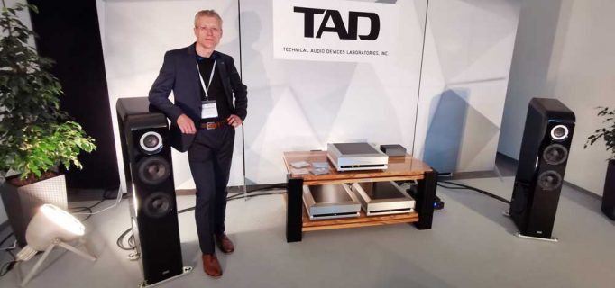 Jürgen Timm ist seit Anfang des Jahres Marketing Director Europe bei Technical Audio Devices Laboratories (TAD)