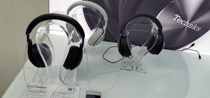 Neu von Technics: Drahtlos-Kopfhörer EAH-F70N
