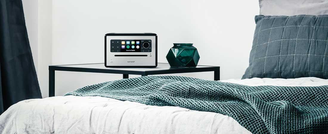 Sonoro Musiksystem Elite Fur Schlafzimmer Und Buro Ce Markt