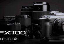 Fujifilm GFX 100. Foto: Fujifilm