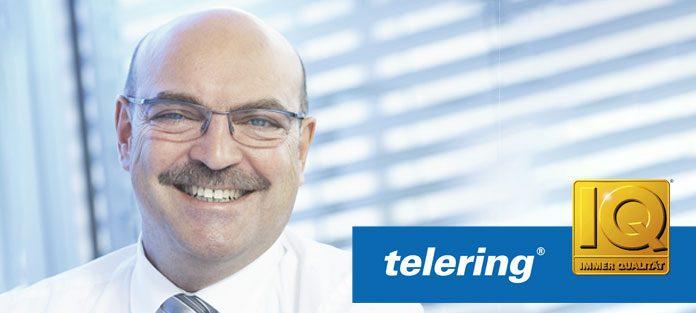 Franz Schnur, Telering. Foto: Telering