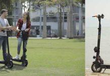 E-Scooter von IO Hawk erhält Straßenzulassung