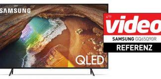 Stiftung Warentest: Achtmal Note gut für Samsung TVs