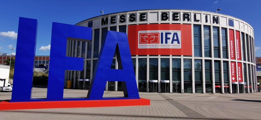 IFA Eingang Süd