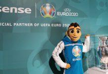 Hisense als Sponsor der Uefa Euro 2020