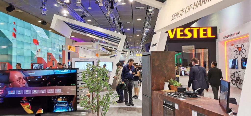 Consumer Electronics und Home Appliances von Vestel