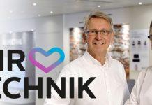 Jochen und Rudolf Gottschalk, Logo Wir lieben Technik