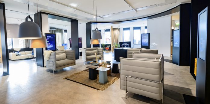 Samsung Experience Studio. Foto: Samsung