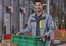 expert trans-o-flex Mehrwegbehälter