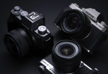 Systemkamera Fujifilm XT-200. Foto: Fujifilm