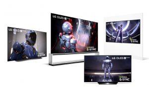 LG G Sync OLED TV