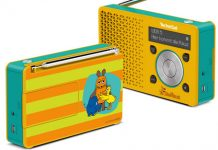 DAB+ Maus-Radio