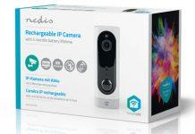 Nedis IP-Kamera WIFICBI10WT P67
