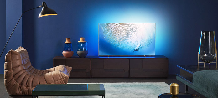 Philips OLED 805. Foto: Philips