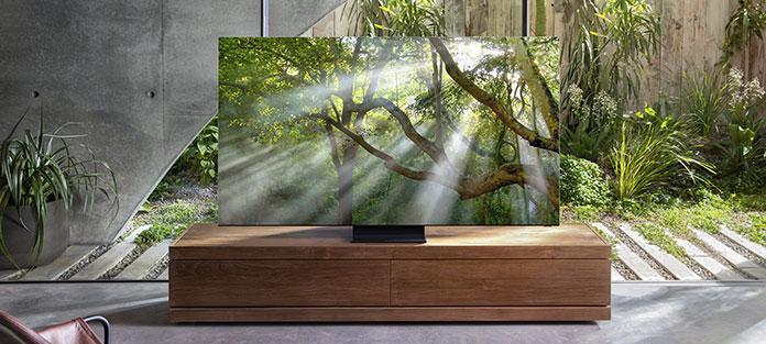 Samsung QLED 8K 2020