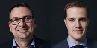 Oliver John (li) und Conradin Amft (re). Foto: T+A