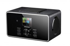 Grundig DAB+ Radio DTR 6000. Foto: Grundig Intermedia GmbH