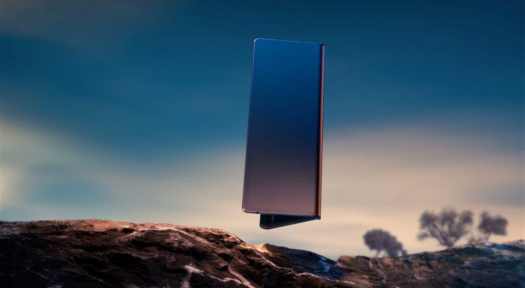 Huawei Smartphone Mate Xs. Foto: Huawei