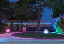 Müller Licht smarte Gartenbeleuchtung