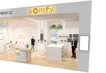 Somfy auf der Light + Building