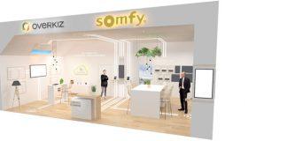 Somfy auf der Light + Building