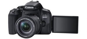 Canon DSLR-Kamera EOS 850D