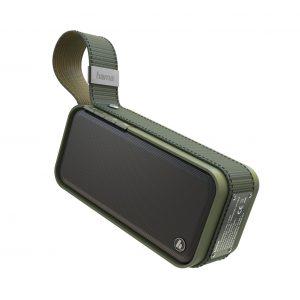 Hama Bluetooth-Lautsprecher Soldier 173188. Foto: Hama