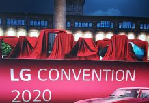 LG Convention 2020