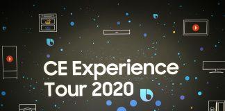 Samsung CE Experience Tour 2020