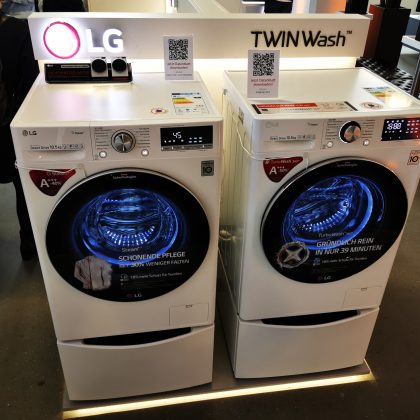 LG TwinWash Waschmaschinen