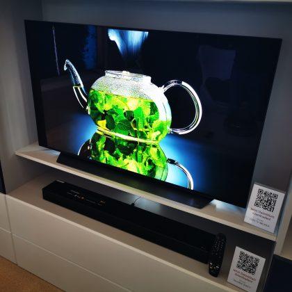 LG 48 Zoll OLED TV