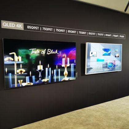 Samsung QLED 4K TVs 2020