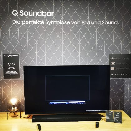 Samsung Q Soundbar