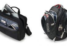 Dicota Notebooktasche und Notebookrucksack imProductfinder. Foto: Dicota