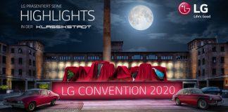 LG Convention 2020