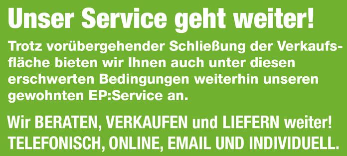 EP: Helfrich Service geht weiter