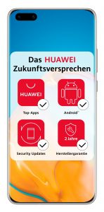 Huawei Zukunftsversprechen AppGallery